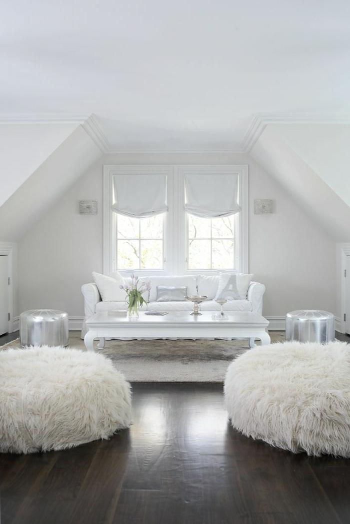 weiße-kissen-bodensitzkissen-sitzkissen-für-zuhause-pouf-sitzkissen