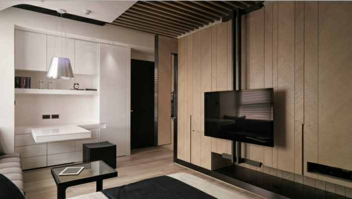 wohnzimmer-einrichten-wandverkleidung-wandgestaltung-wandpaneele-wandverkleidung-holz-wandpaneele-holz