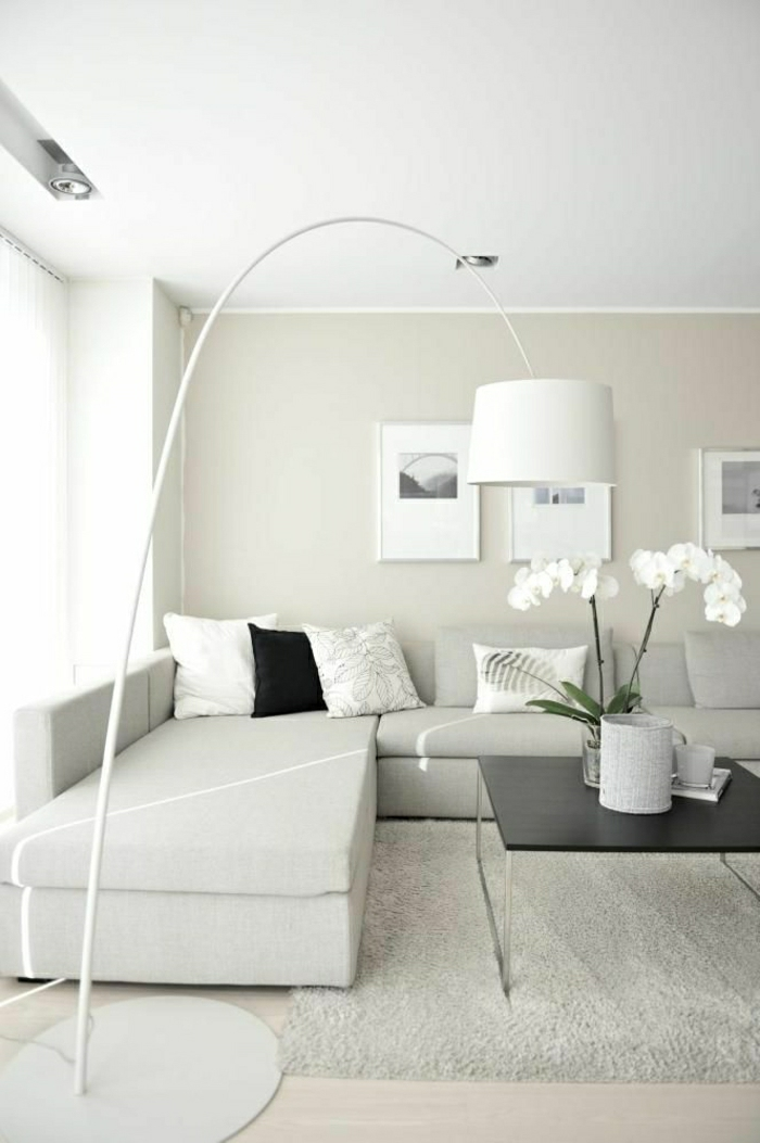 Einrichtungsideen Fürs Wohnzimmer In 45 Fotos ...