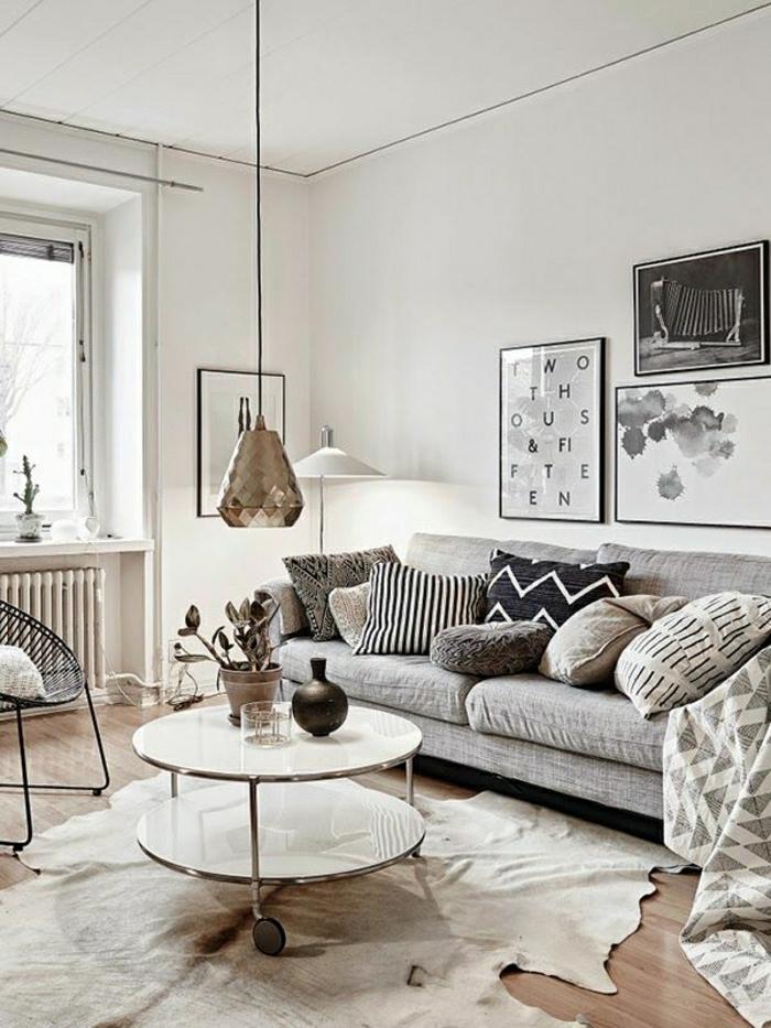 einrichtungsideen fürs wohnzimmer in 45 fotos - archzine, Mobel ideea