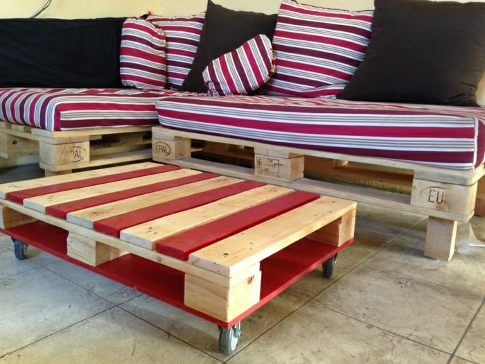 -wohnzimmer-gestalten-wohnzimmer-ideen-wohnzimmer-einrichten-paletten-tisch-aus-europaletten Tisch aus Paletten