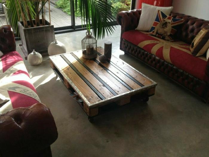 europaletten tisch ideen alle ideen ber home design. Black Bedroom Furniture Sets. Home Design Ideas