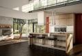 Wohnzimmer mit Küche: 34 moderne Designs!