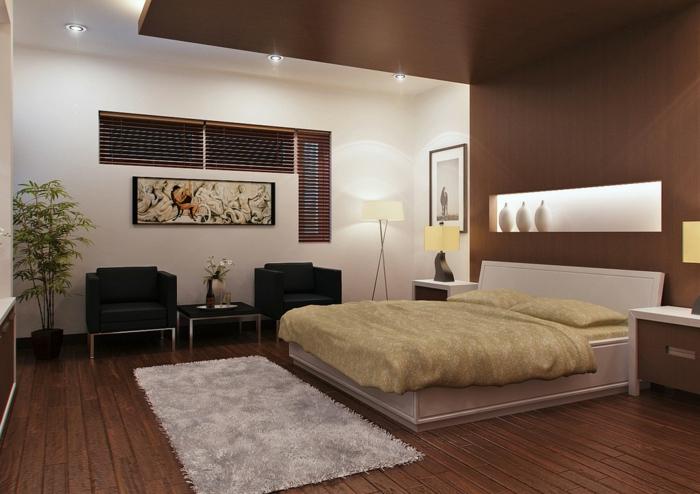 zimmer-inspirationen-moderner-teppich-neben-dem-bett