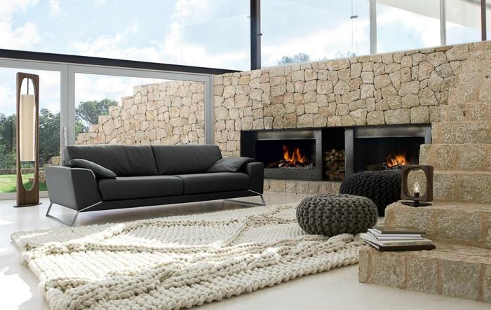 42 zimmer inspirationen super tolle designs for Stehlampe wohnzimmer modern