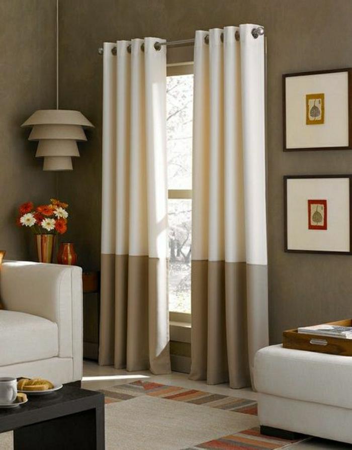 Schenken sie ihrer wohnung moderne gardinen for Moderne gardinen