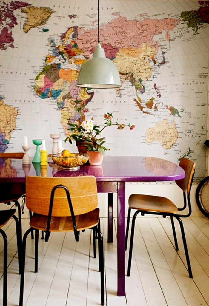 70 Wanddekoration Ideen zum Inspirieren!