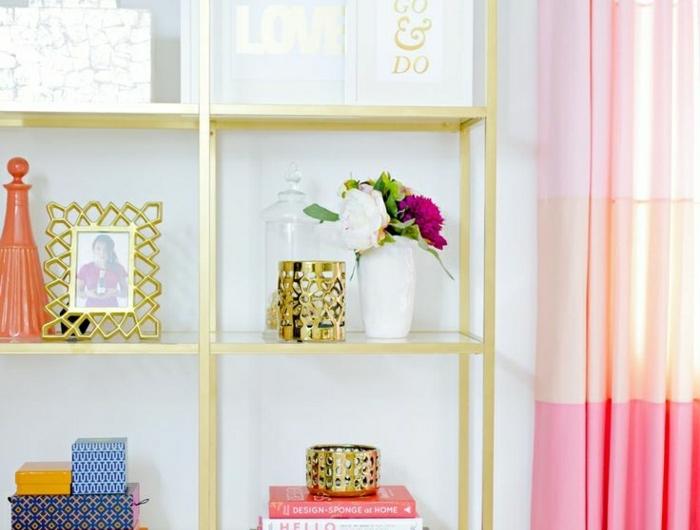 gardinen rosa gardinen deko gardinen rosa udsen gardinen. Black Bedroom Furniture Sets. Home Design Ideas