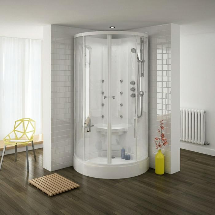 die duschkabine im badezimmer ist ein muss. Black Bedroom Furniture Sets. Home Design Ideas