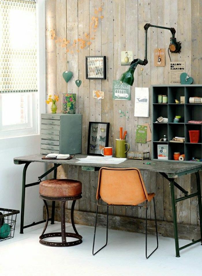 Kinderzimmer-Schreibtisch-industrieller-Stil-Schubladen-lustige-Bilder