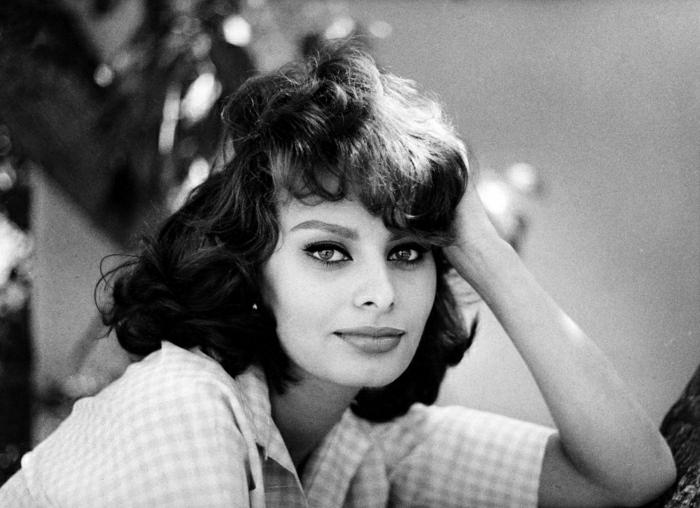Sophia-Loren-altes-Foto-Film-Legende-Hollywood-goldene-Ära