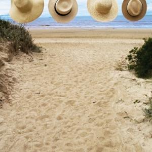 Der Strohhut - der totale Modehit diesen Sommer