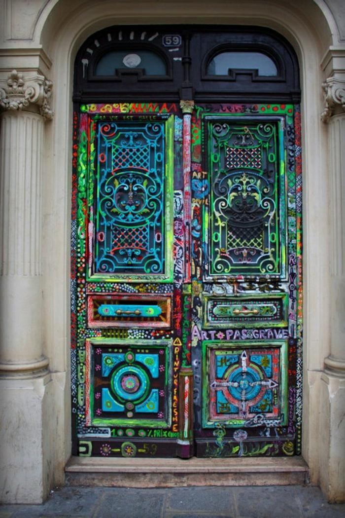 Puertas Maderas Decoradas