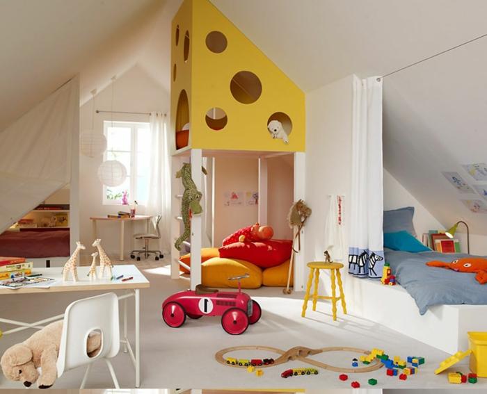 25 ausgefallene kinderbetten zum inspirieren. Black Bedroom Furniture Sets. Home Design Ideas