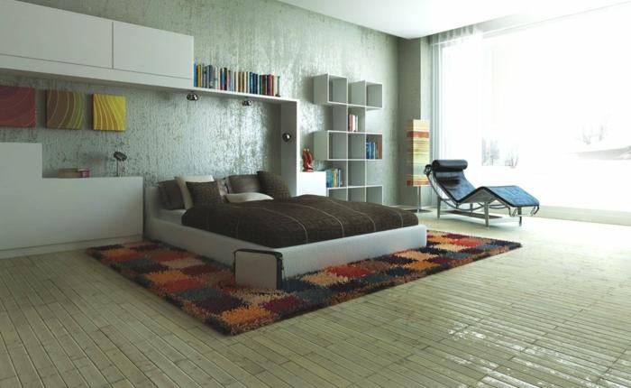ausgefallene-wandgestaltung-elegantes-interieur
