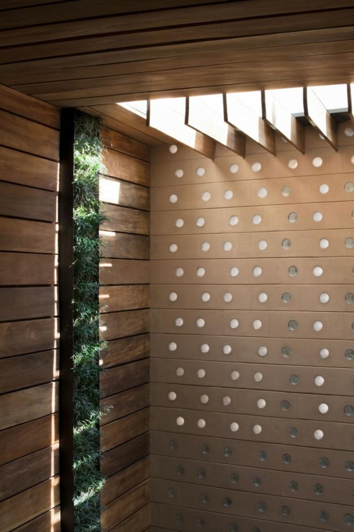 ausgefallene-wandgestaltung-moderne-duschkabine