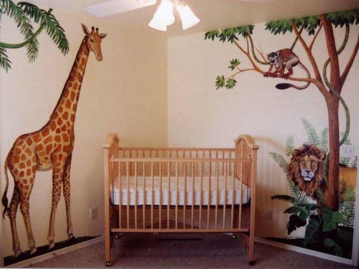 Babyzimmer Streichen: Einige Tolle Vorschläge!