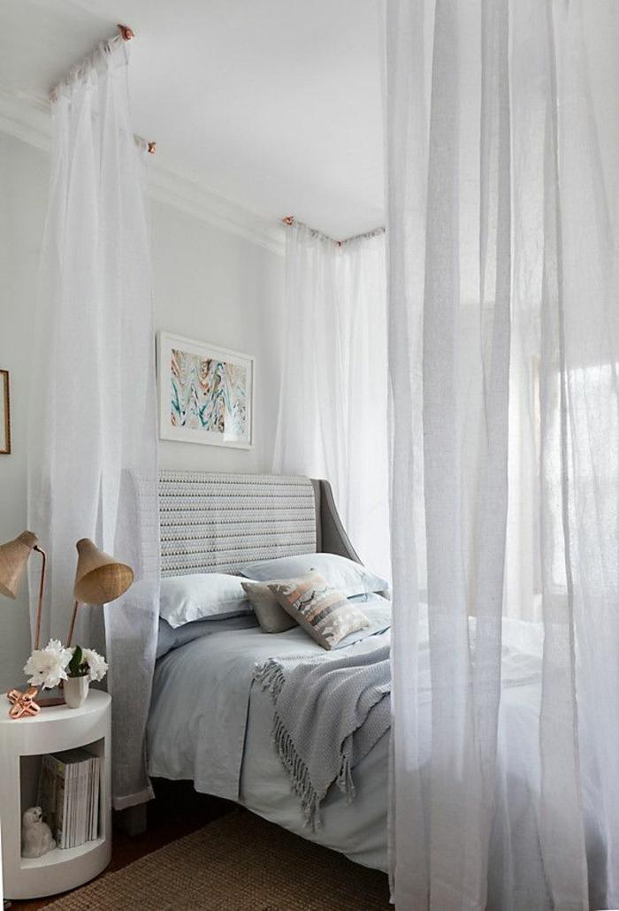 Sch nes bett gestalten 40 tolle ideen - Schlafzimmer einrichtungsideen ...