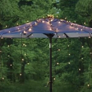 40 wunderschöne Modelle Gartenschirme, die Sie erstaunen