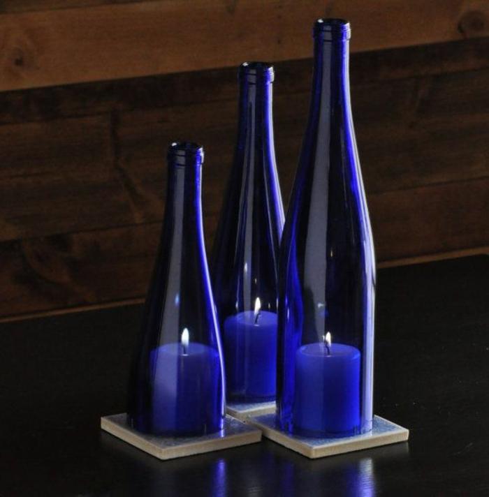 blaues-glas-drei-tolle-flaschen