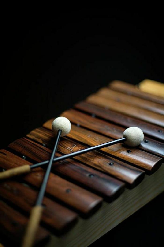 das-Musikinstrument-Xylophon