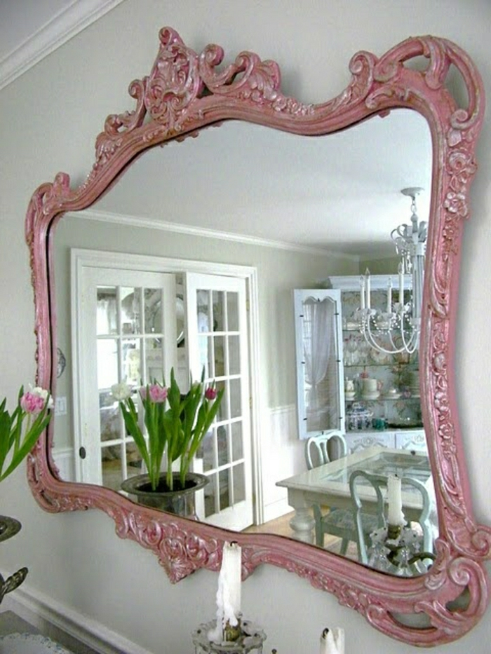 spiegel mit rahmen grosse spiegel gnstig groer spiegel. Black Bedroom Furniture Sets. Home Design Ideas