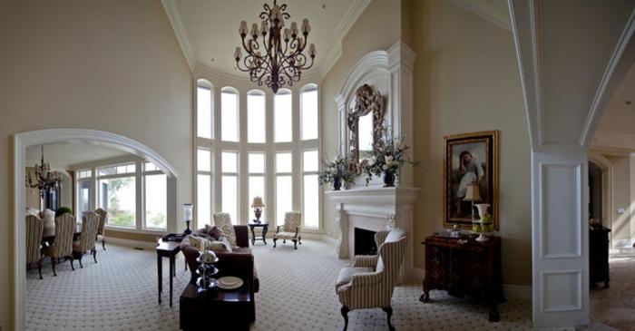 Wohnzimmer Beispiele Gestaltungelegantes Traditionelle