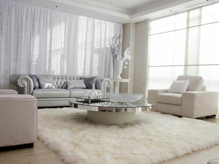 elegantes-wohnzimmer-weißer-teppich