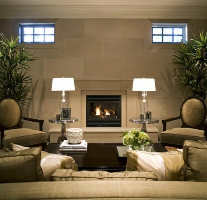 elegantes-wohnzimmer-zwei-lampen