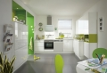 Farbe in der Küche –  Upgrading mit Accessoires und Fronten