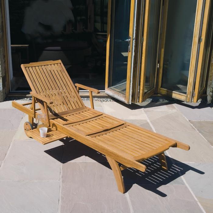 Poco Gartenmobel Holz : Gartenliege aus Holz tolle Entscheidung für den Sommer!