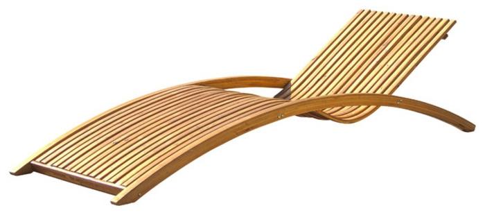 Gartenliege design  Gartenliege aus Holz: 38 super Vorschläge! - Archzine.net