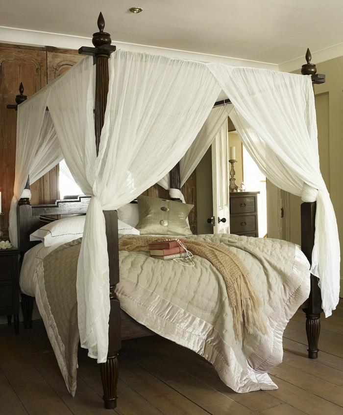 himmelbett baldachin 71 einmalige fotos schlafzimmer design ideen 20 beispiele - Schlafzimmer Designideen Himmelbett