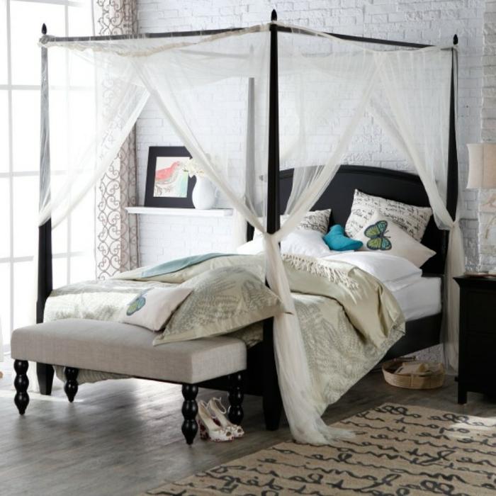 schlafzimmer edel gestalten kreative deko ideen und