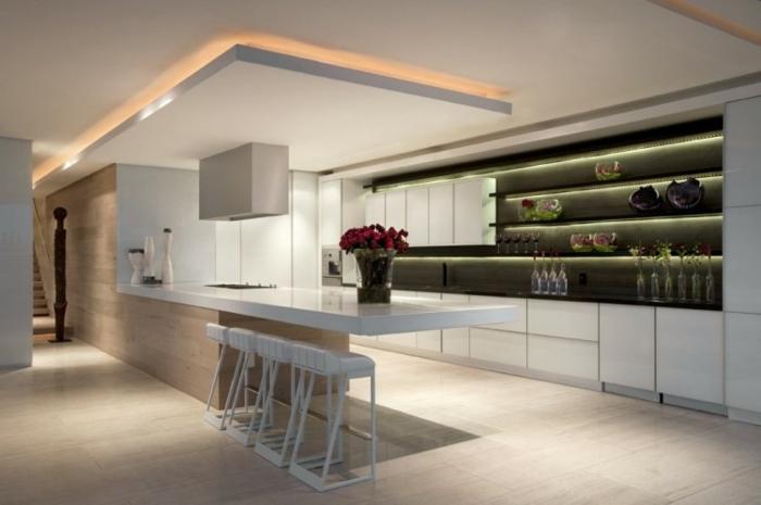 Deckenleuchten Led Wohnzimmer war genial ideen für ihr haus design ideen