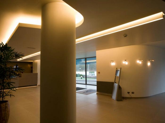 Indirekte Beleuchtung Wohnzimmer Bilder : indirekte-beleuchtung-wunderschönes-aussehen