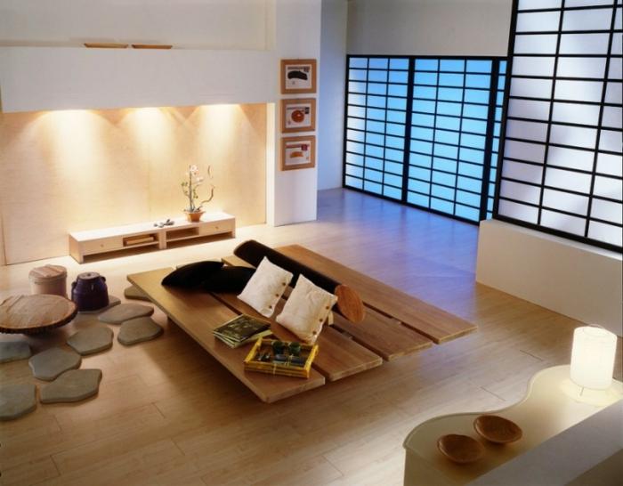 55 originelle inneneinrichtung ideen for Japanische inneneinrichtung
