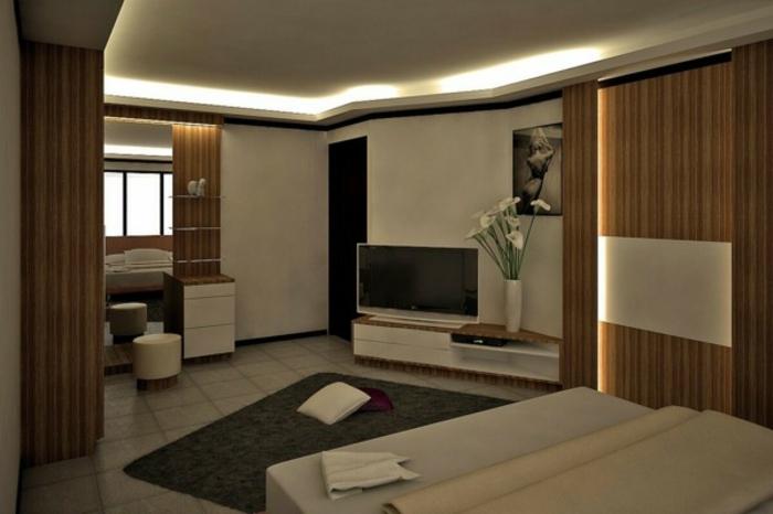 Indirekte Beleuchtung Wohnzimmer Bilder : sehr interessantes schlafzimmer - indirekte beleuchtung