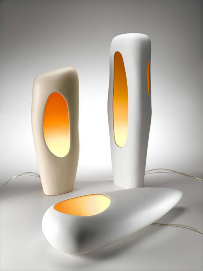 kreative-lampen-drei-stücke