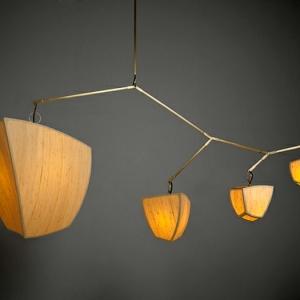Kreative Lampen Modelle: 55 Bilder!