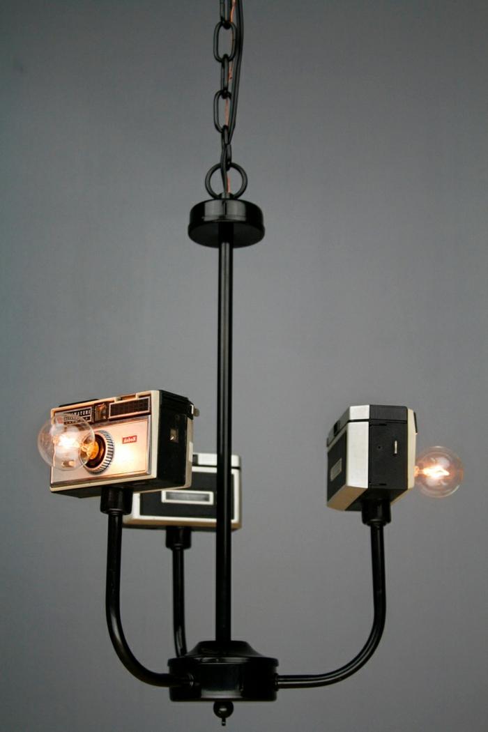 Kreative lampen modelle 55 bilder for Foto lampen