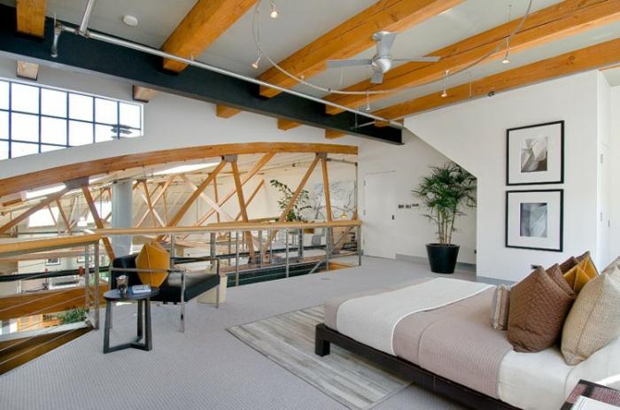 Loft Einrichten ~ Kreative Bilder Für Zu Hause Design-Inspiration