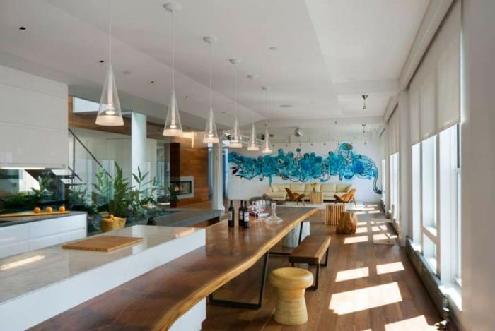 loft einrichten beispiele ~ home design inspiration und interieur, Innenarchitektur ideen