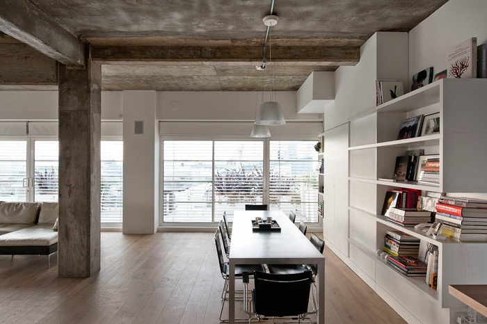 loft-einrichten-weiß-und-modern
