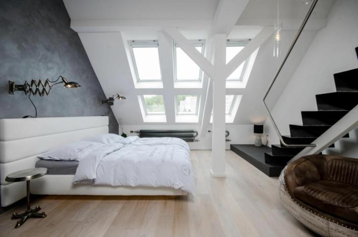loft-einrichten-weiße-dachwohnung