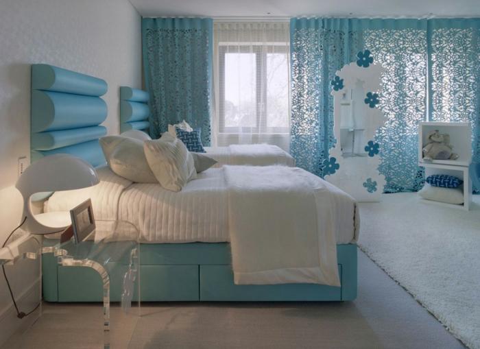 Gardinen Für Mädchenzimmer 44 tolle ideen für luxus jugendzimmer! - archzine