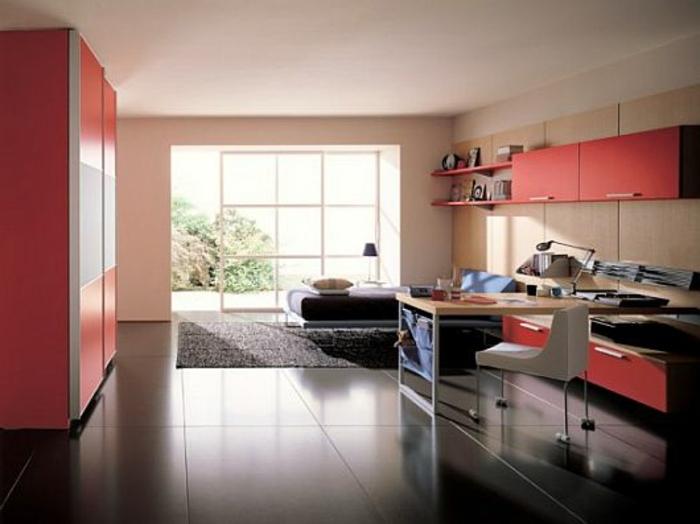 moderne luxus jugendzimmer neuesten design kollektionen f r die familien. Black Bedroom Furniture Sets. Home Design Ideas