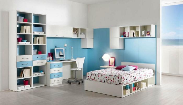 luxus-jugendzimmer-weiß-und-attraktiv-gestaltet