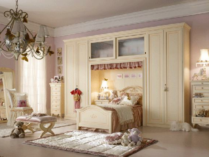 luxus jugendzimmer weie gestaltung - Luxus Jugendzimmer