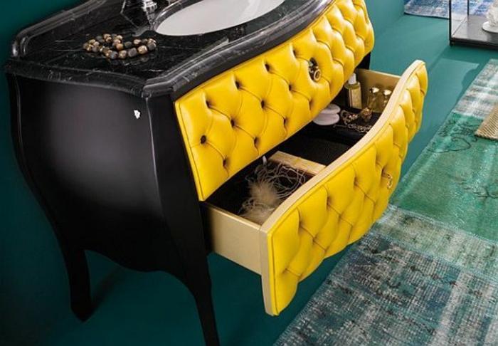 luxus-waschbecken-gelbe-farbe